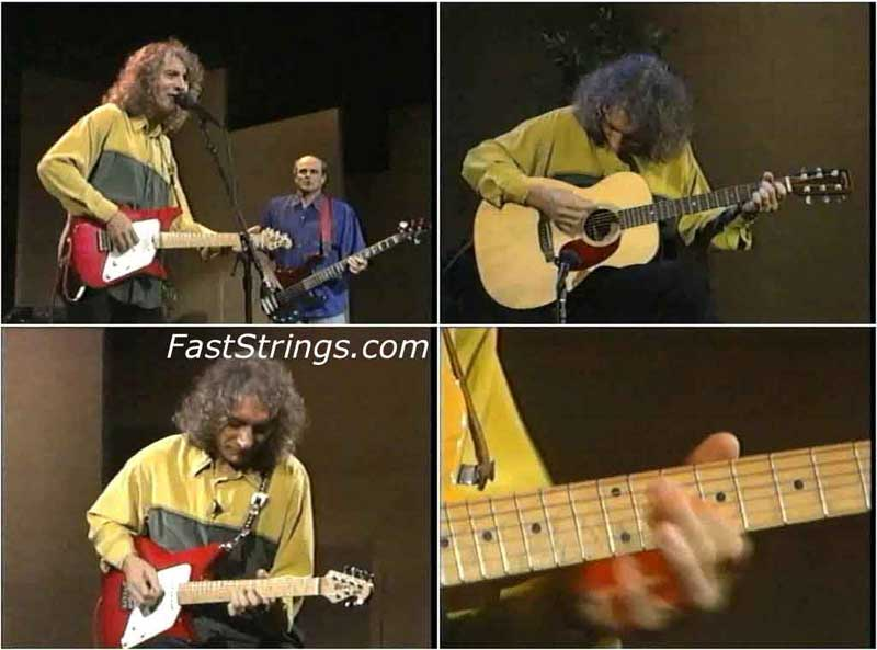 Albert Lee - Advanced Country Guitar