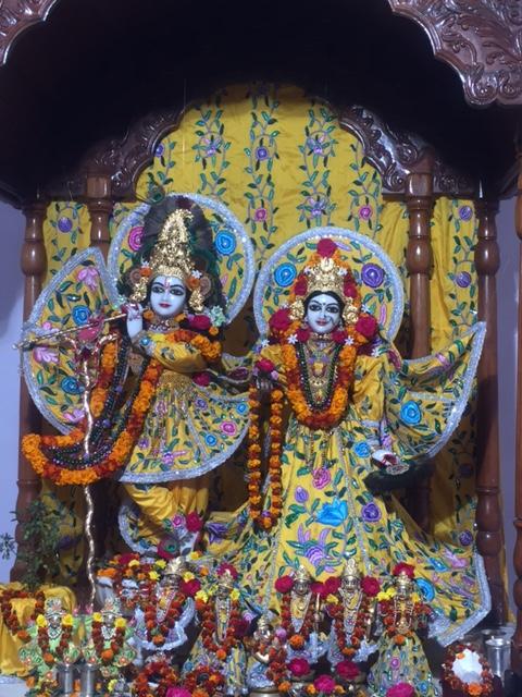 ISKCON Raipur Deity Darshan 03 jan 2017 (8)