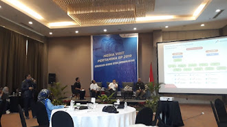 Media Visit Pertamina EP Di ikuti Puluhan Wartawan Karawang - Subang