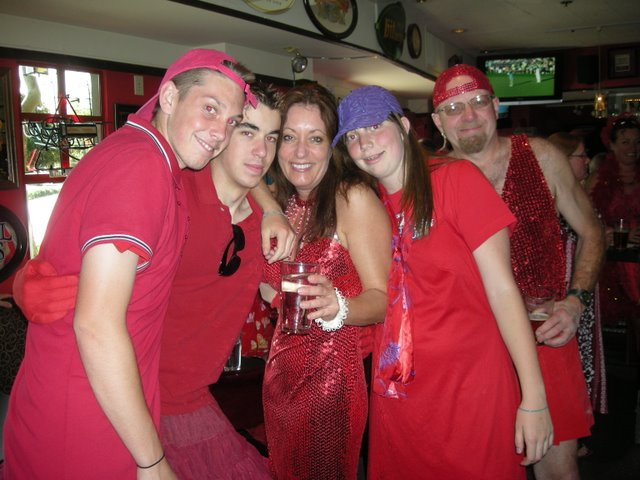 SVH3 Red Dress Run 2009