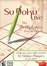 SuDoku Live - Review By Boyd Kitson