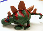 3D Dinosaur by Brandon