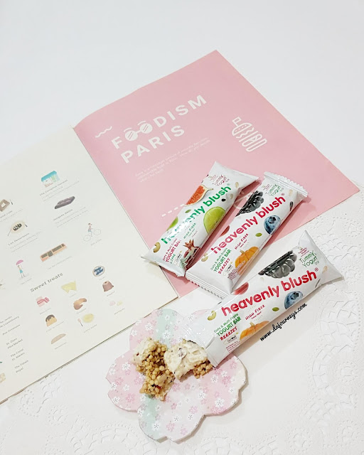 Heavenly Blush TummYogurt Bar