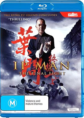 Filme Poster Ip Man – A Batalha Final BRRip XviD & RMVB Legendado