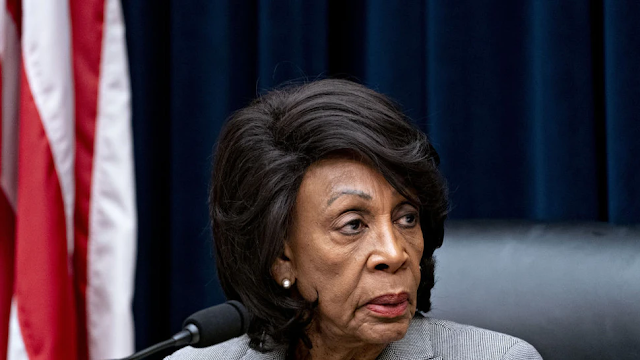 Maxine Waters Calls For CDC To Extend Eviction Moratorium: 'Who Is Going To Stop Them?'