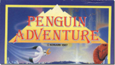 Penguin Adventure cover