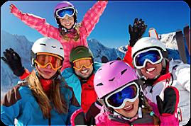 Granada Educativa Nieve Divertida y Aventura viaje grupos estudiantes