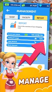 Idle Shopping Mall Apk Download For Android and Iphone 2
