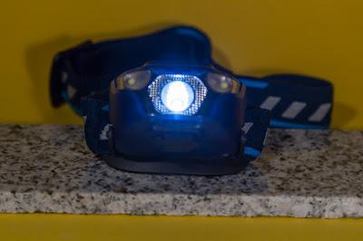 Fernlicht der Fenix HL26R