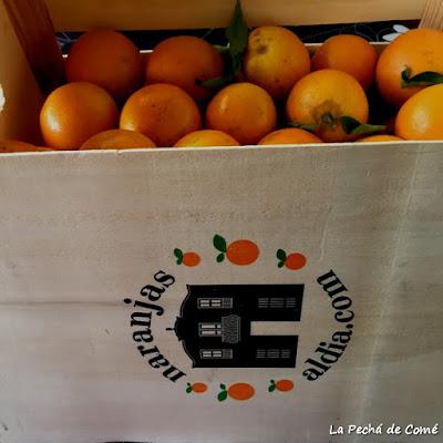 Naranjas al Día | Naranjas y Mandarinas
