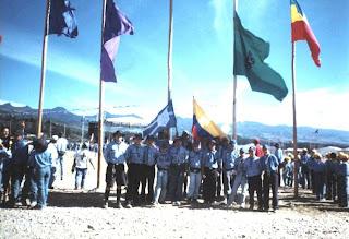 Tropa IV Turzagas 2001