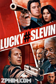 Con Số May Mắn - Lucky Number Slevin (2006) Poster
