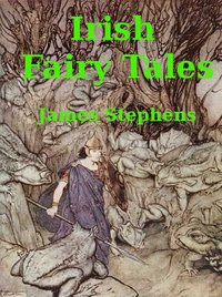Cover of James Stephens's Book Irish Fairy Tales