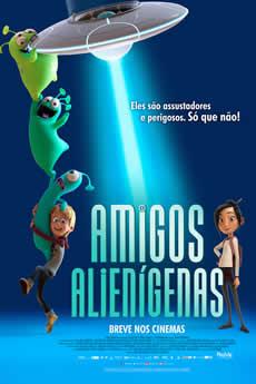 Baixar Filme Amigos Alienígenas (2019) Dublado Torrent Grátis