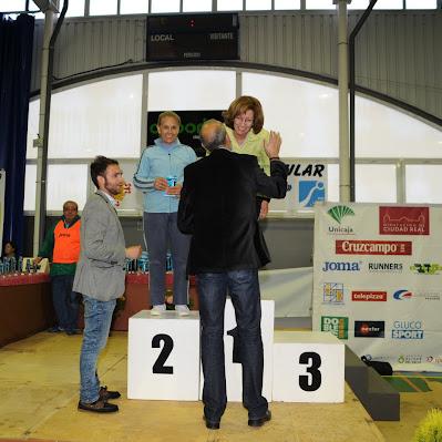 Carrera de Manzanares 2012 - Trofeos