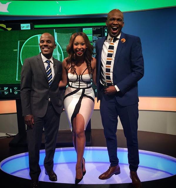 Minnie Dlamini Resign From Soccer Zone