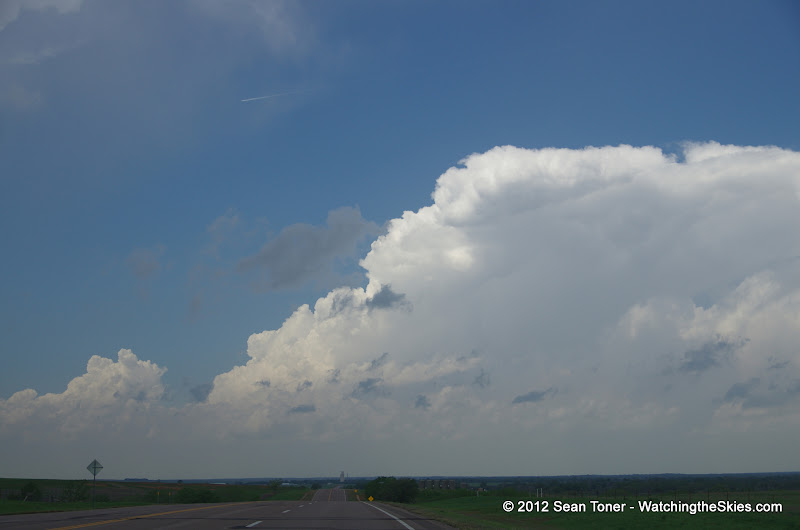 04-14-12 Oklahoma & Kansas Storm Chase - High Risk - IMGP0351.JPG