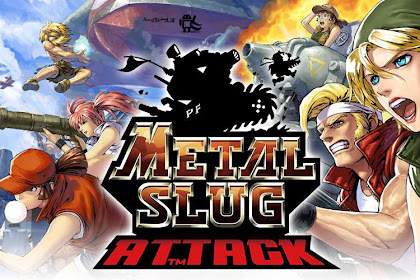 METAL SLUG ATTACK 2.20.0 Apk Mod For Android