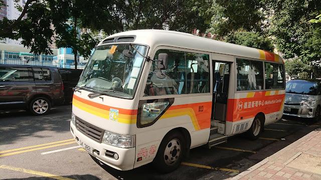 復康Coaster。同朋友嘅分別 - 旅遊巴士及過境巴士 (B6) - hkitalk.net 香港交通資訊網 - Powered by Discuz!