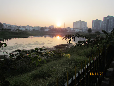 13-Nov-2011 Sunrise Pic: Jagadeesh Maiya