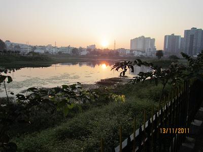13-Nov-2011 Sunrise Pic: Jagadeesh Maiya