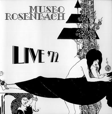 Museo Rosenbach ~ 1992 ~ Live 72