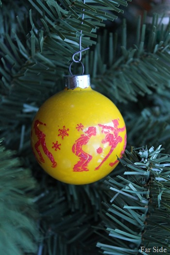 ornament from Chance