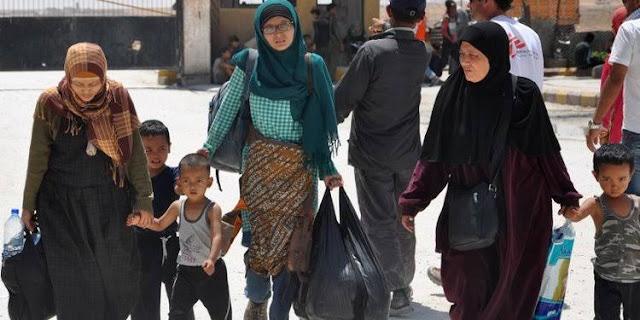 Baranusa: Kondisi Ekonomi Sudah Parah, Buat Apa Memikirkan WNI Eks ISIS