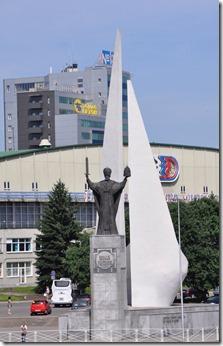 7 Statue à la gloire des marins