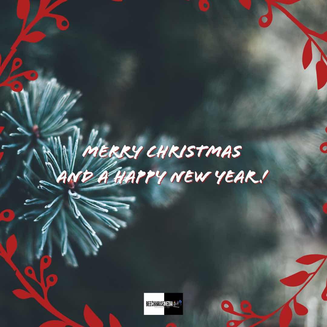 merry Christmas from mark and Beechhouse media