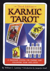 Cover of William Lammey's Book Karmic Tarot