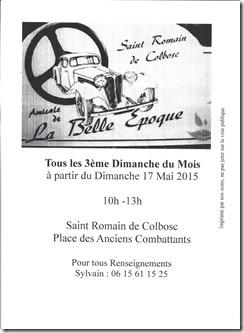 3ème dimanche St-Romain 1