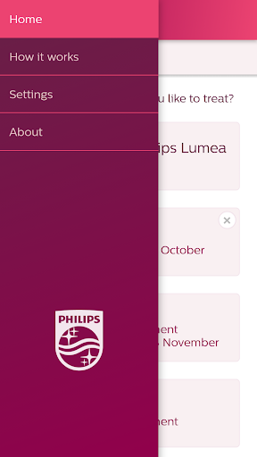 Philips Lumea IPL  screenshots 3