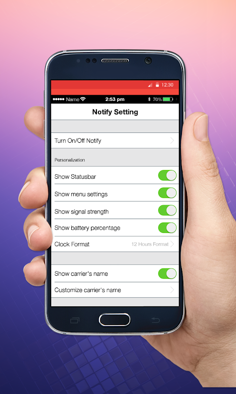 Notify - iNoty Style OS 10 APK 1 3 Download - Free Tools APK