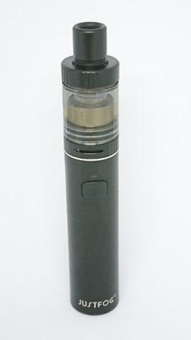 DSC 4206 thumb%255B2%255D - 【MOD/スターター】「JUSTFOG FOG1スターターキット」(ジャストフォグ・フォグワン)レビュー。フレーバーチェイスができる初心者向けオールインワンキット!eGo AIOキラー?【電子タバコ/VAPE/爆煙/フレーバー】