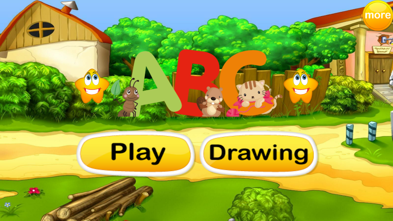 ABCD for kids: Learning and Drawing – (Android Apps) — AppAgg