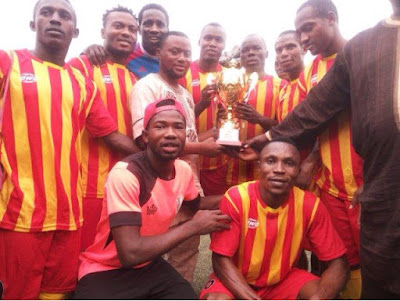 Kano Pillars are Gold Cup Champions