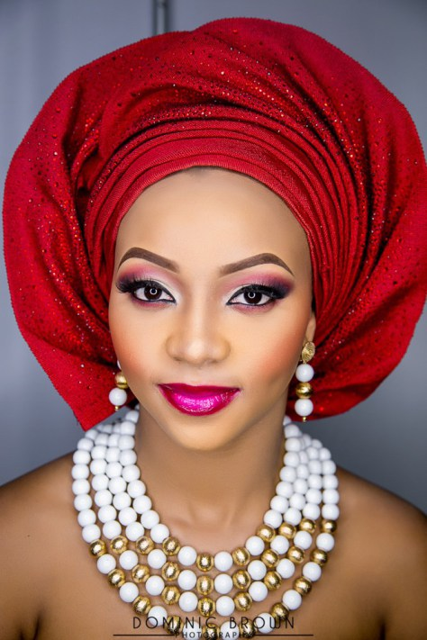 latest gele styles 2017 for women