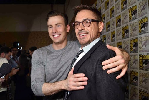 Chris-Evans-and-Robert-Downey-Jr