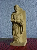 Sirona Celtic Goddess Of Healing Image