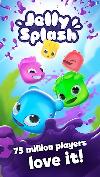 Jelly Splash - Line Match 3 APK screenshot thumbnail 5