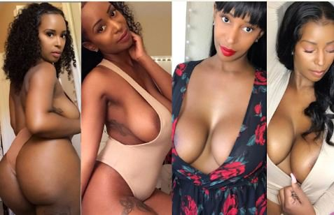 Beauty And The Boobs!! Meet The Hot IG Model With Jaw-dropping Boobs, Causing Troubles Online (Photos)