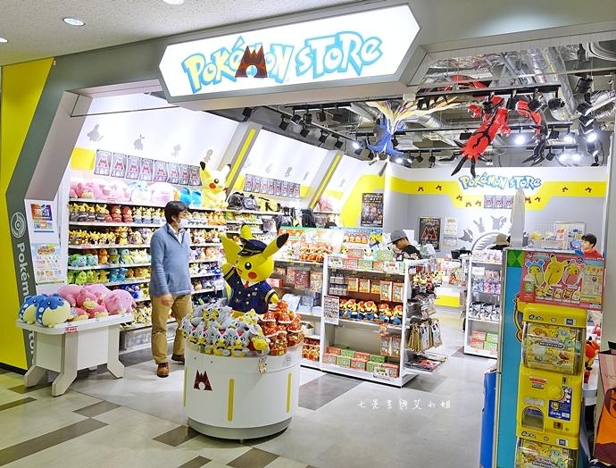 1 成田機場 寶可夢 神奇寶貝 皮卡丘 口袋怪獸 專賣店 東京旅遊 東京自由行 日本自由行