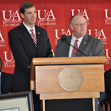 UACCH-Texarkana Creation Ceremony & Steel Signing - DSC_0206.JPG