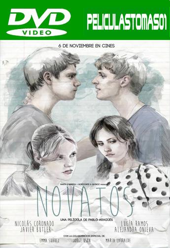 Novatos (2015) DVDRip
