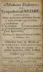Medicina Diastatica or Sympatheticall Mumie