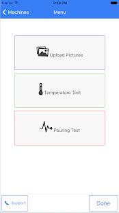 TechApp - náhled