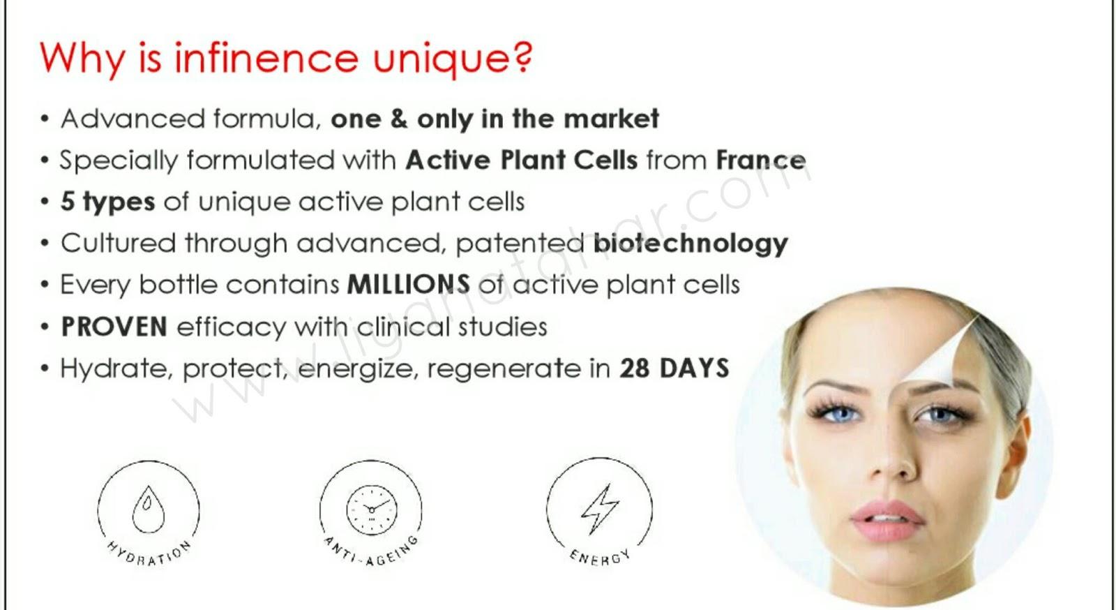 Beauty Amp Health Infinence Skincare