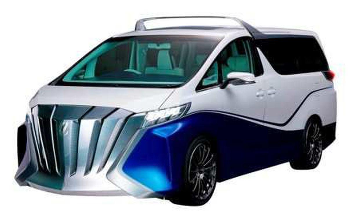 Toyota Auto Body Alphard Hercule Concept