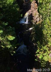 Cascade River Falls 09072018
